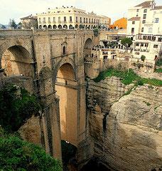 Bron i Ronda byggd 1793