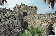 Slottet i Almunecar