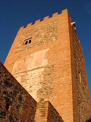 Slottet Fortaleza från 1200-talet