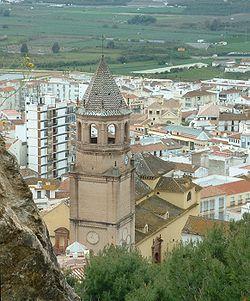 Utsikt Velez-Malaga