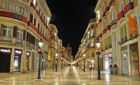Guide till Malaga