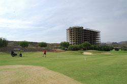 Marbella är en populär ort med golf på Costa Del Sol