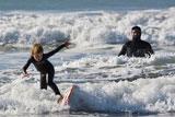 Att surfa är befriande!