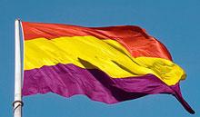 Spanska flaggan antogs 1927