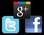 twitter-facebook-google+