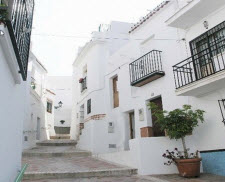 Semesterhus Spanien