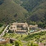 Spa i härlig del av Spanien