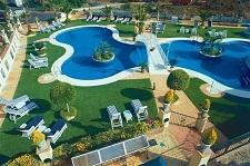 Spabad i Benhavis, Spanien