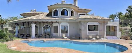Lyxigt hus i Marbella