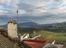 Bild på landskapet