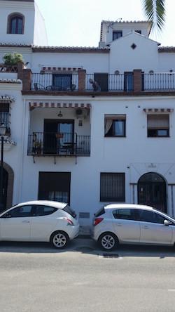 Lägenhet i Frigiliana till salu