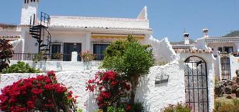 Typisk andalusisk arkitektur