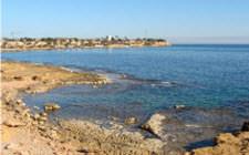 Strand i Cabo Roig