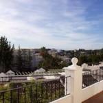Utsikt över Marbella från radhuset