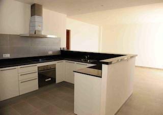 Moderna och öppna kök i bostäderna  Spanska Fastigheter