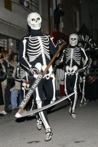 Dödens dans i Girona