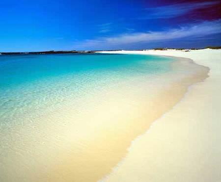 Strand på Fuerteventura