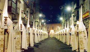 Påskfirande i Sevilla