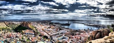 Almeria stad