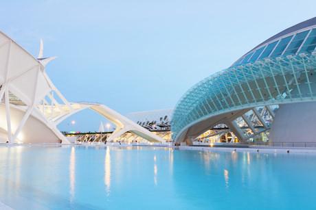 Konst och vetenskapsmuseet i Valencia