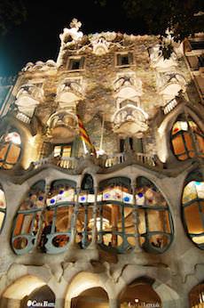 Casa Batllo av Gaudi