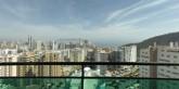Flera av lägenheterna har otroliga utsikter över Benidorm