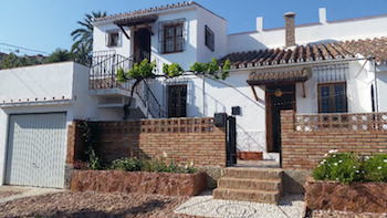 Hus i Malaga till salu