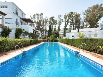 Bostad med pool San Pedro Marbella