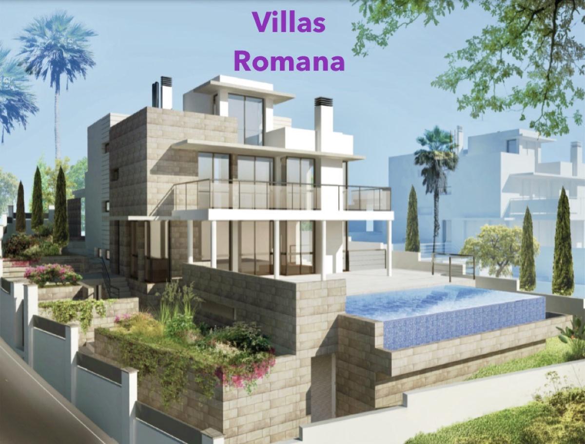 Villas Romana i Nerja