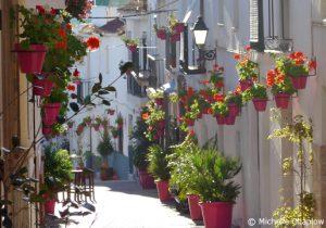 Fin lägenhet till salu i gamla stan i Estepona
