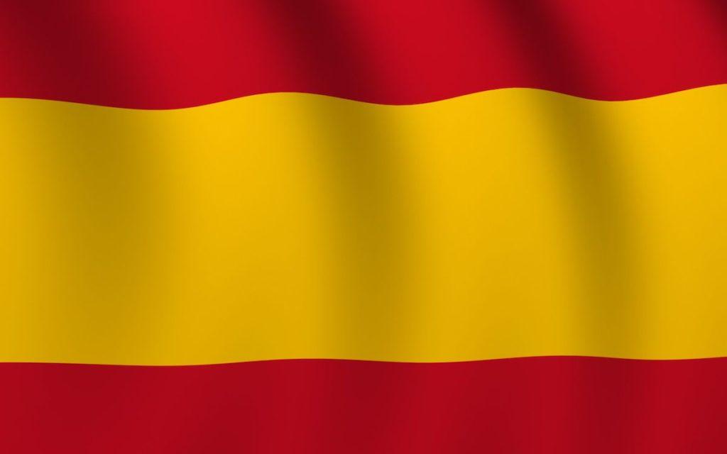 Spansk flagga