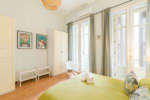 Nyrenoverad lägenhet mitt i centrum av Malaga