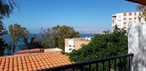 Fin lägenhet till bra pris i utmärkt läge i Malaga stad