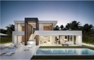 Nyproduktion Nerja kartläggning av nya hus och lägenheter (samt Torrox Costa)