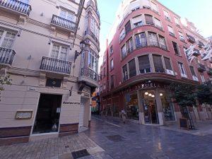 Lägenhet med 1 sovrum i historiska centrum av Malaga – nära Calle Larios