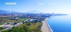 Vanian Gardens – nya resort-lägenheter i Estepona