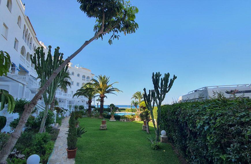 Lägenhet med 3 sovrum vid havet – Torrecilla Nerja