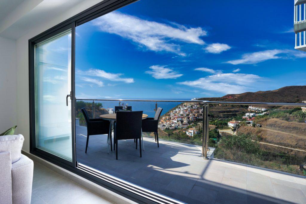 Bostäder Balcón del Mar – Ladera del Mar Nerja (inflyttningsbara säljes 2021)